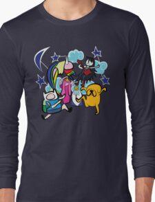 CLOUD CREW Long Sleeve T-Shirt