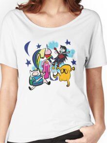 CLOUD CREW Women's Relaxed Fit T-Shirt