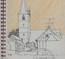 Quedlinburg2 by HannaAschenbach