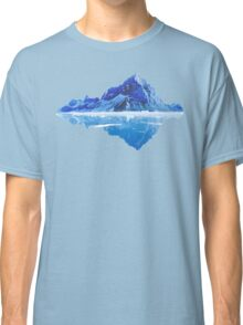 Along the frosted mountains Classic T-Shirt