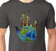 Poorly Earth. Unisex T-Shirt