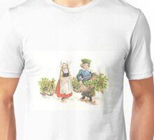 Victorian Christmas 3 Unisex T-Shirt