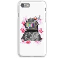 Berberes flowers iPhone Case/Skin