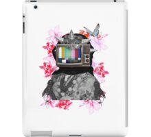 Berberes flowers iPad Case/Skin