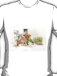 Victorian Christmas 4 T-Shirt