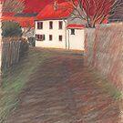 Schneewittchens Haus steht in Niedergrunstedt by HannaAschenbach