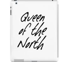 Queen of the North iPad Case/Skin