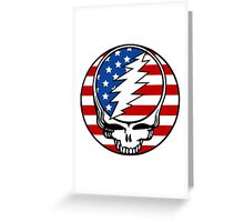 Steal your Flag Greeting Card