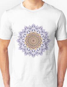 MARIGOLD MANDALA Unisex T-Shirt