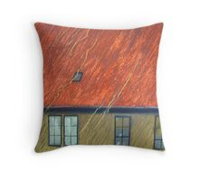 altes Pfarrhaus Throw Pillow