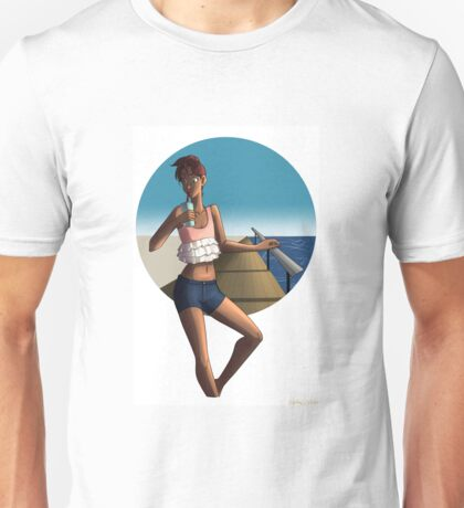 Ash by the Sea Unisex T-Shirt