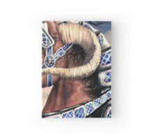 Yuellas the Bulvaen Horse Hardcover Journal
