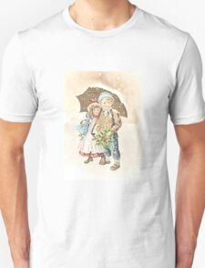 Victorian Christmas 9 Unisex T-Shirt