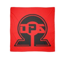 OmegaOps Red Flag Scarf