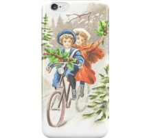 Victorian Christmas 10 iPhone Case/Skin