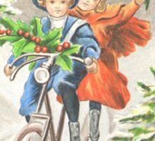 Victorian Christmas 10 Sticker