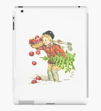 Victorian Christmas 11 iPad Case/Skin