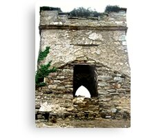 The Tower of St. Columba's Church, Clonmany, Donegal, Ireland Metal Print