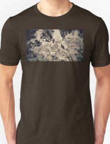 Ducks on pond Unisex T-Shirt