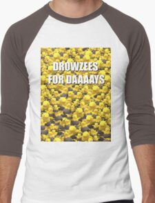 Drowzees for days 2 Men's Baseball ¾ T-Shirt