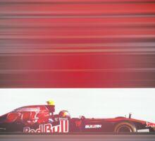 Red Bull Toro Rosso Formula One Car Sticker