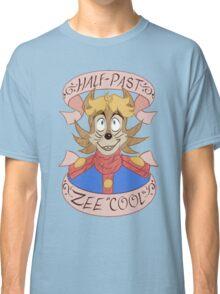 """Half-Past Zee """"Cool"""" Classic T-Shirt"""