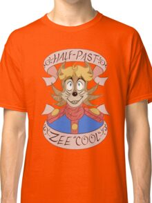 "Half-Past Zee ""Cool"" Classic T-Shirt"