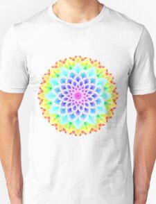 RAINBOW MANDALA Unisex T-Shirt
