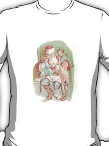 Victorian Christmas 16 T-Shirt