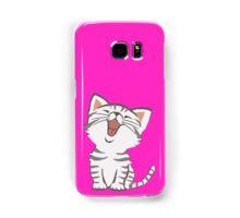 Soft Kitty Samsung Galaxy Case/Skin