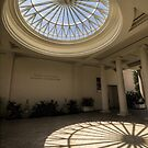 Light & Shadow at The Huntington by Celeste Mookherjee