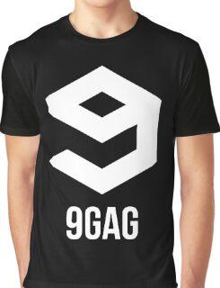 9gag Graphic T-Shirt