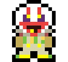 Pixel Dropsy Photographic Print
