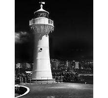 Wollongong Harbour Lighthouse Photographic Print