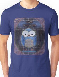 OWL OF FAME Unisex T-Shirt