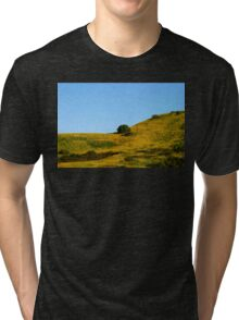 Mustard Grass Tri-blend T-Shirt