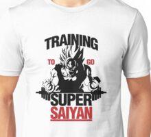 Goku Training v2 Unisex T-Shirt