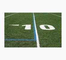 Football Field Ten Kids Tee