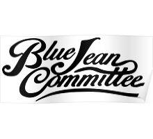 blue jam committe Poster