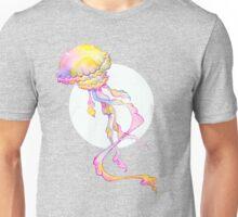 Rainbow Jellyfish Unisex T-Shirt