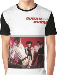 Duran Duran Graphic T-Shirt