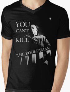 The Boogeyman Mens V-Neck T-Shirt