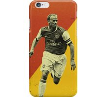 Bergkamp iPhone Case/Skin