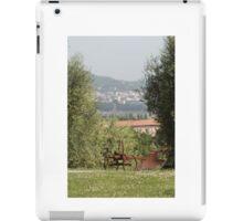 Tuscany, Italy  iPad Case/Skin