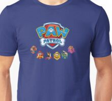 PUPS TO THE RESCUE! Unisex T-Shirt