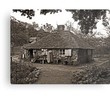 The Squatters Cottage Metal Print
