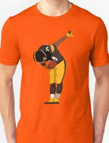 DeAngelo Williams Bow Art Unisex T-Shirt