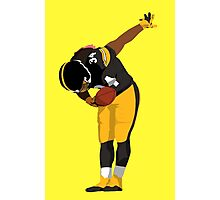 DeAngelo Williams Bow Art Photographic Print