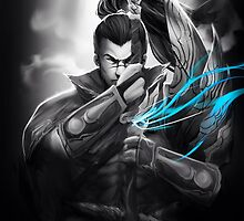 Yasuo - League of Legends by Waccala