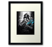 Yasuo - League of Legends Framed Print